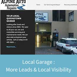 Alpine Auto Online Presence