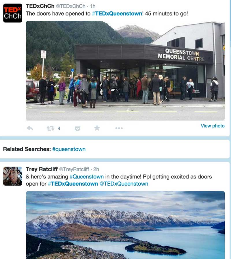 Using Hashtags on Social Media for Tourism Marketing